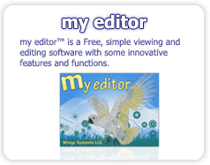 myeditor Free Embroidery software